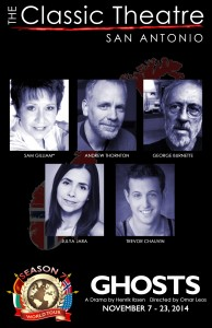 Ghosts Cast